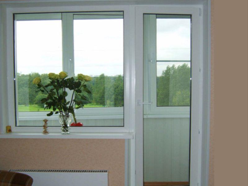 Окна киров лоджии