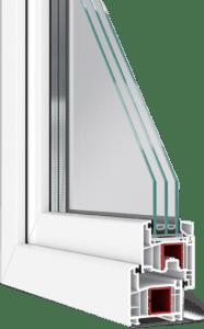 Пластиковые окна ivaper70