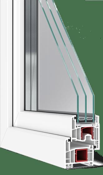 Пластиковые окна ivaper74