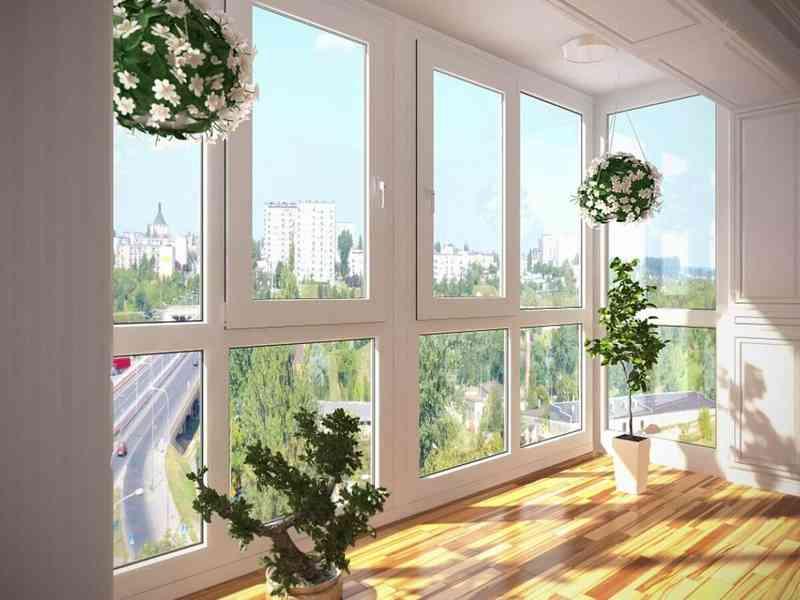 Панорамное остекление квартир и домов