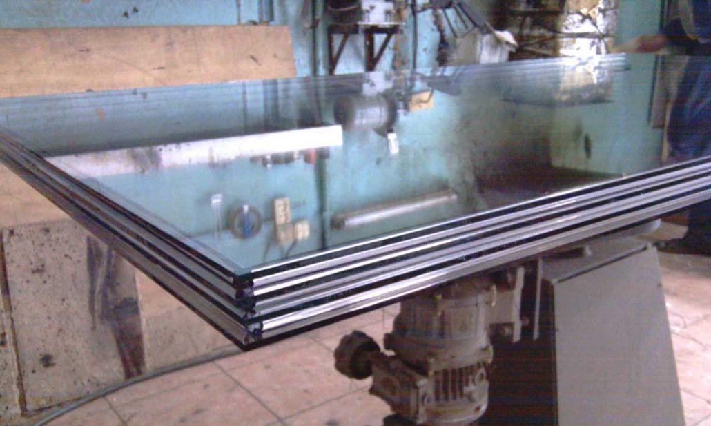 Процесс изготовления стекла и стеклопакетов