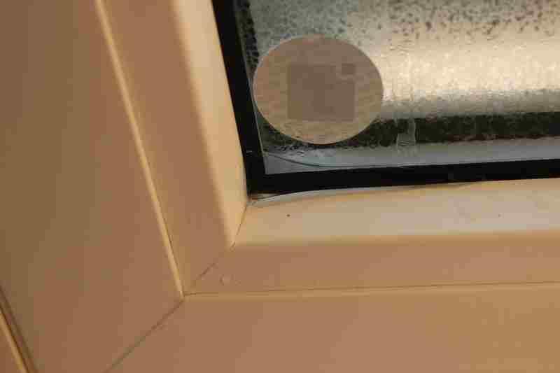 Запотевание пластиковых окон - Бракованные окна