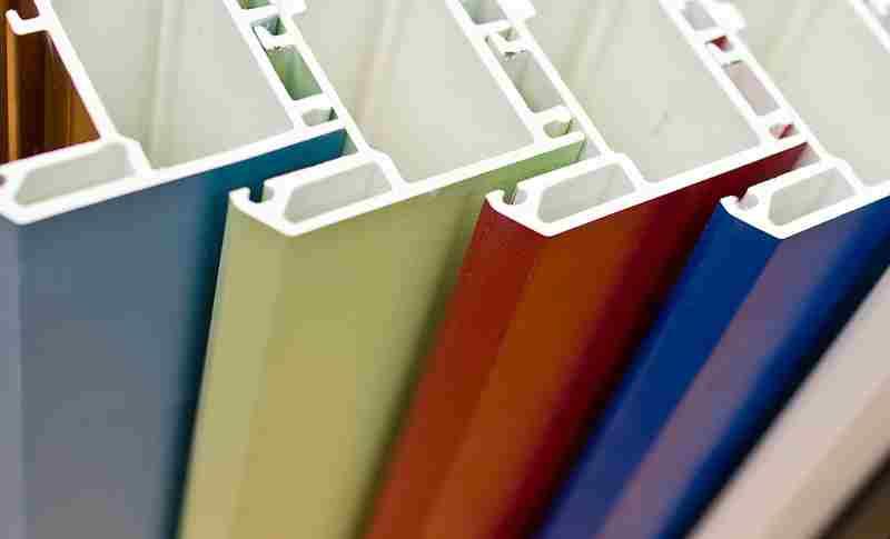 окна пластиковые или алюминиевые - Внешний вид