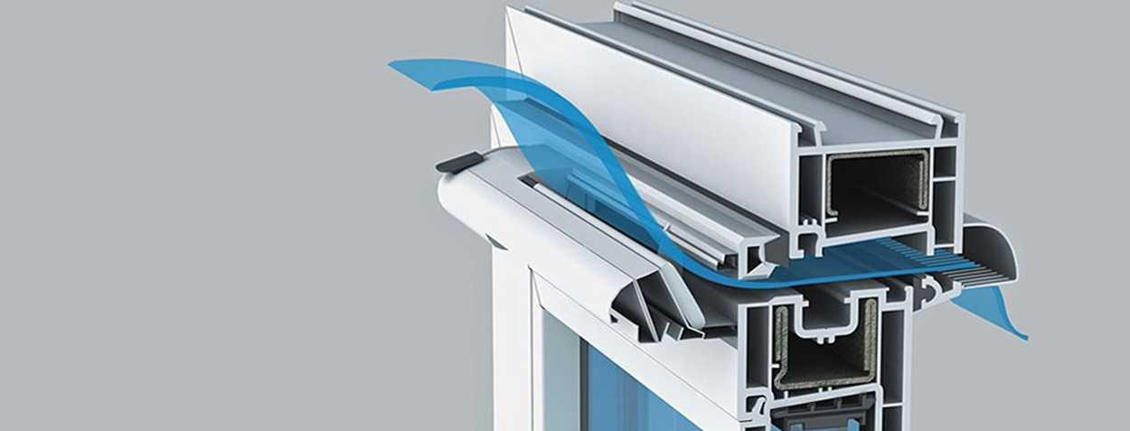Аксессуары для современных пластиковых окон