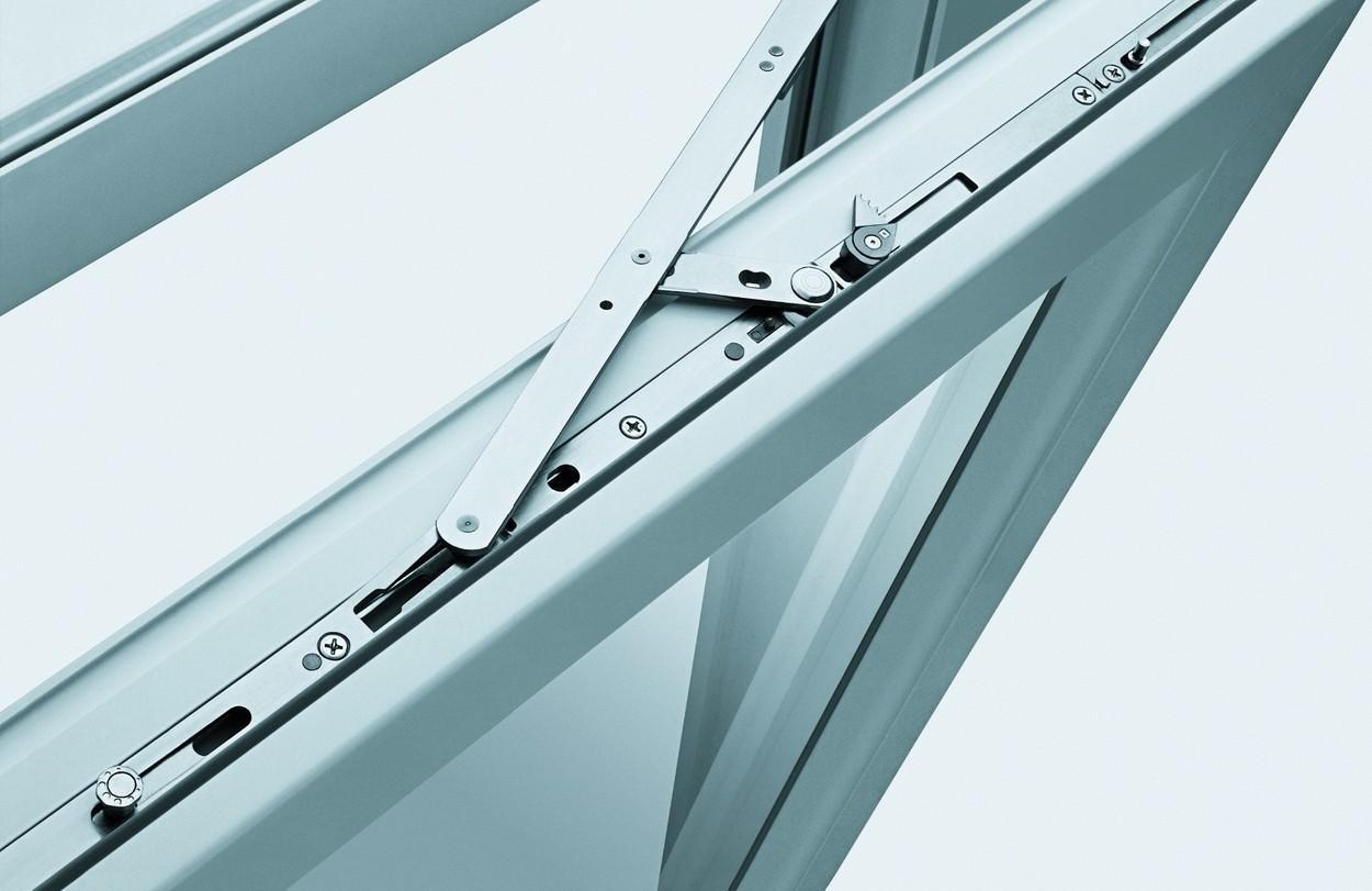 Панорамные металлопластиковые окна