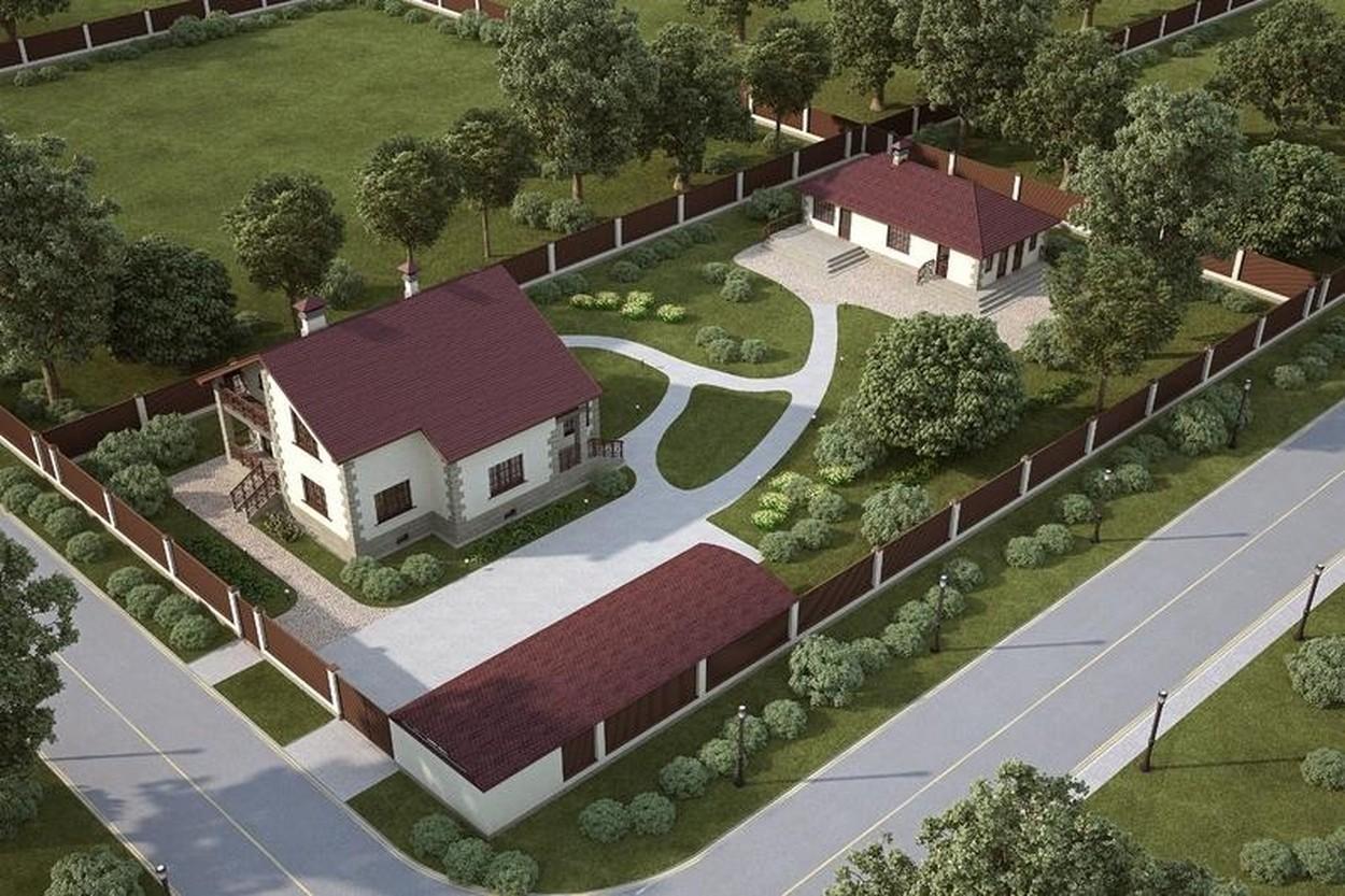 Правильное расположение, размер и планировка будущего дома