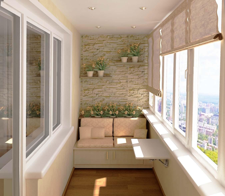 Как можно использовать теплый балкон?