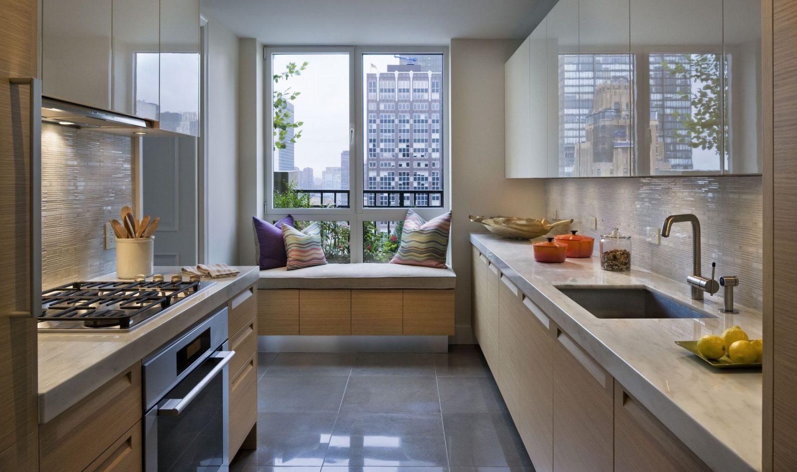 Пластиковые окна для кухни
