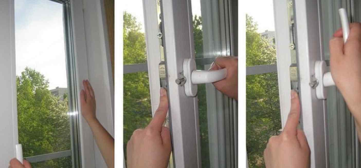 блокиратор ошибочного открывания окна