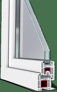 Пластиковые окна ivaper 62