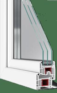 Пластиковые окна ivaper 74