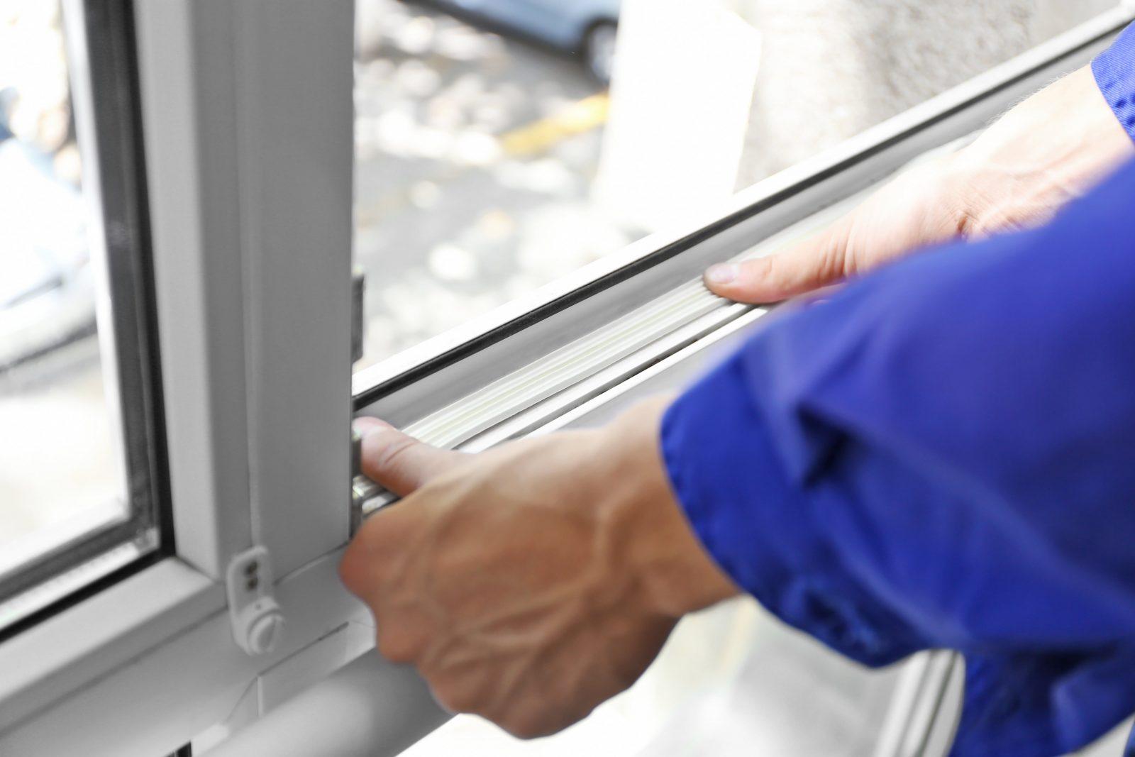 Какие окна от застройщика можно оставить?