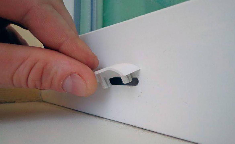 Как ухаживать за системой отвода конденсата в окнах пвх