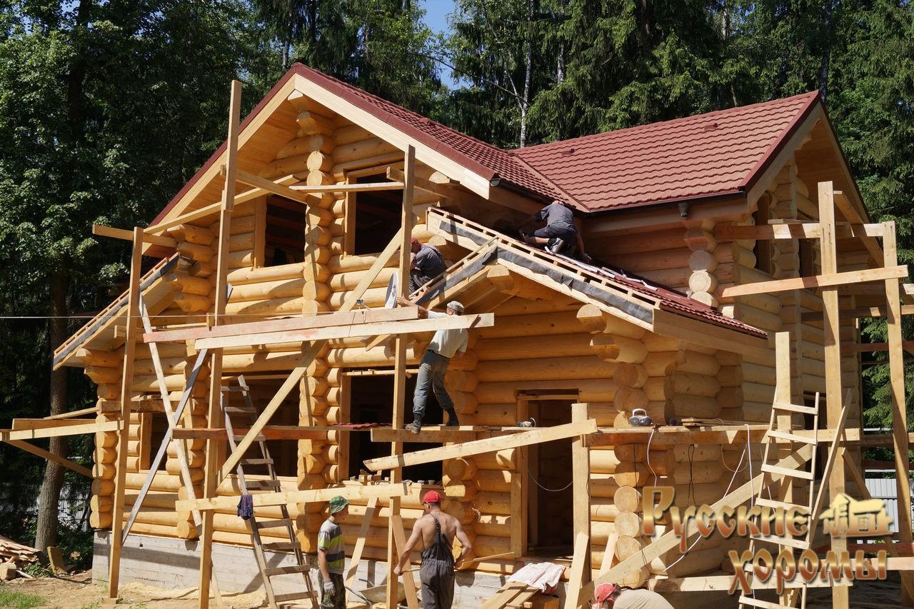 особенности остекления деревянных зданий