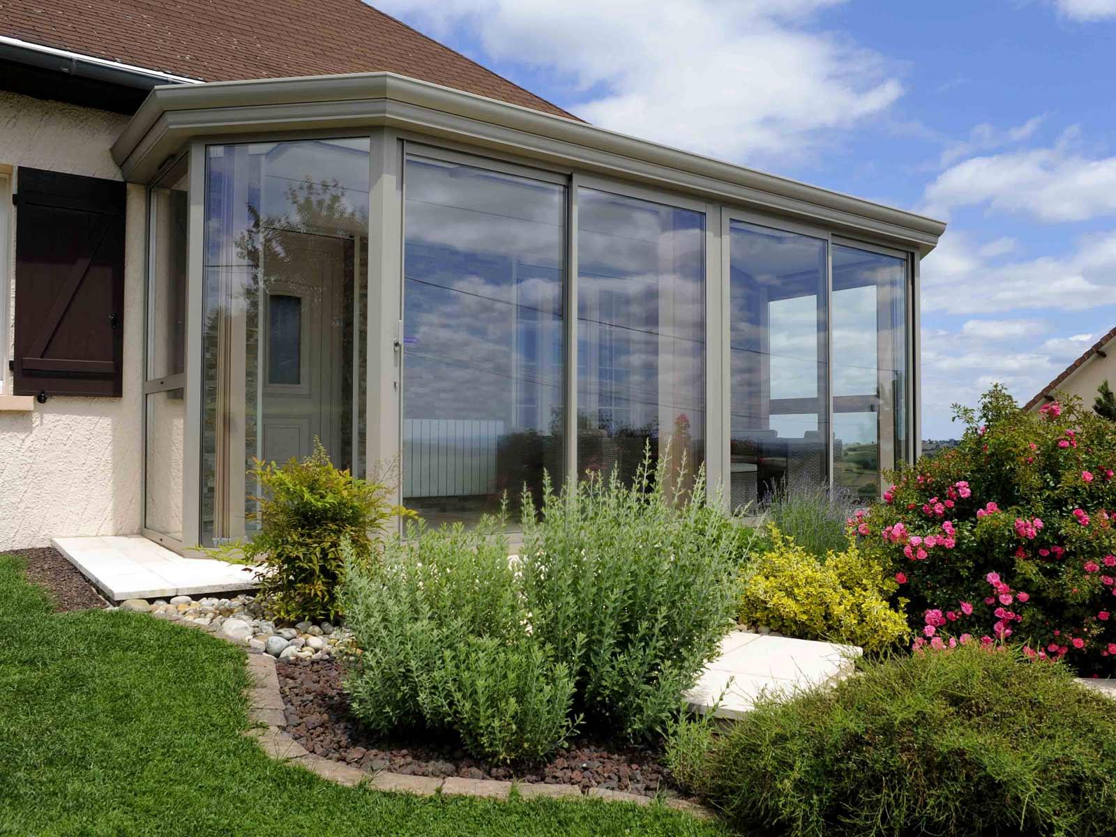 Классификация зимних садов