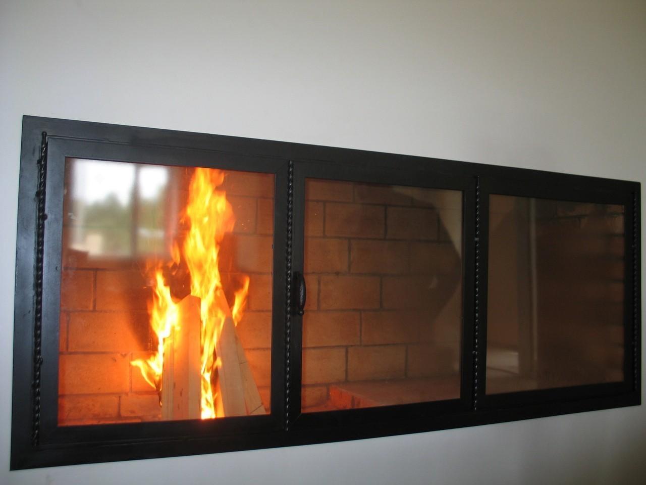 пожаробезопасные стеклопакеты