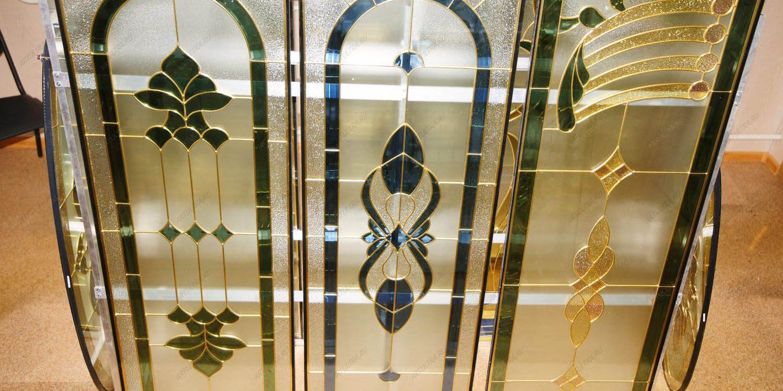 Декорирование стеклопакетов