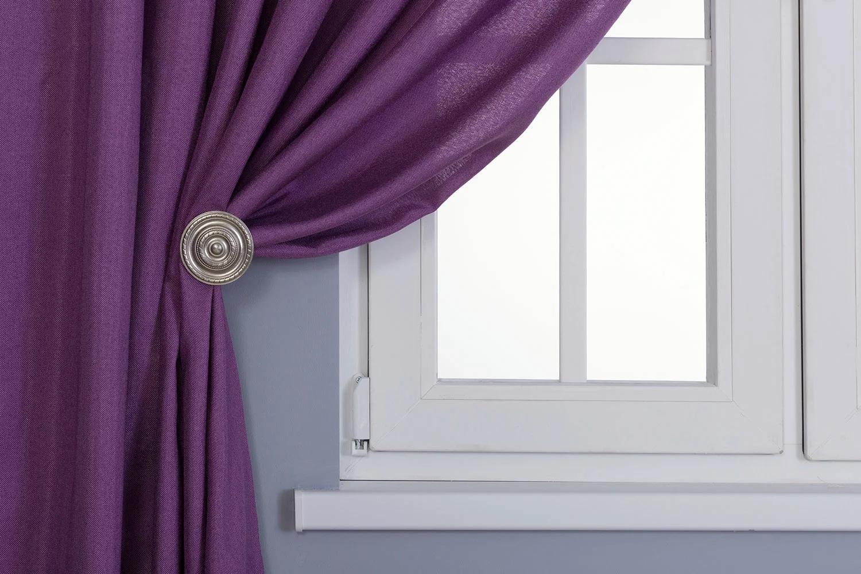 Окна для первого этажа Шторы