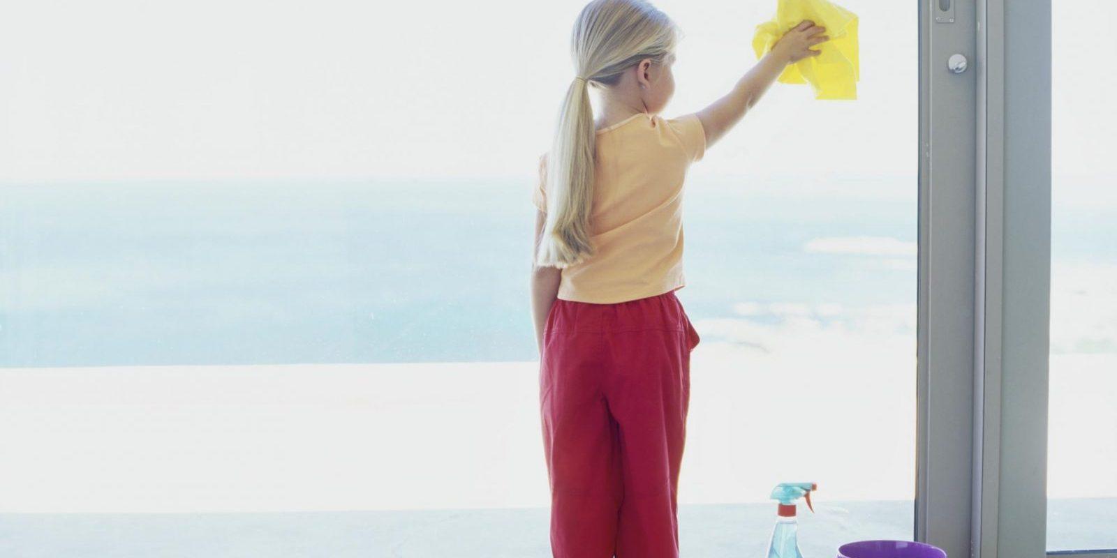 Секреты правильного мытья пластиковых окон