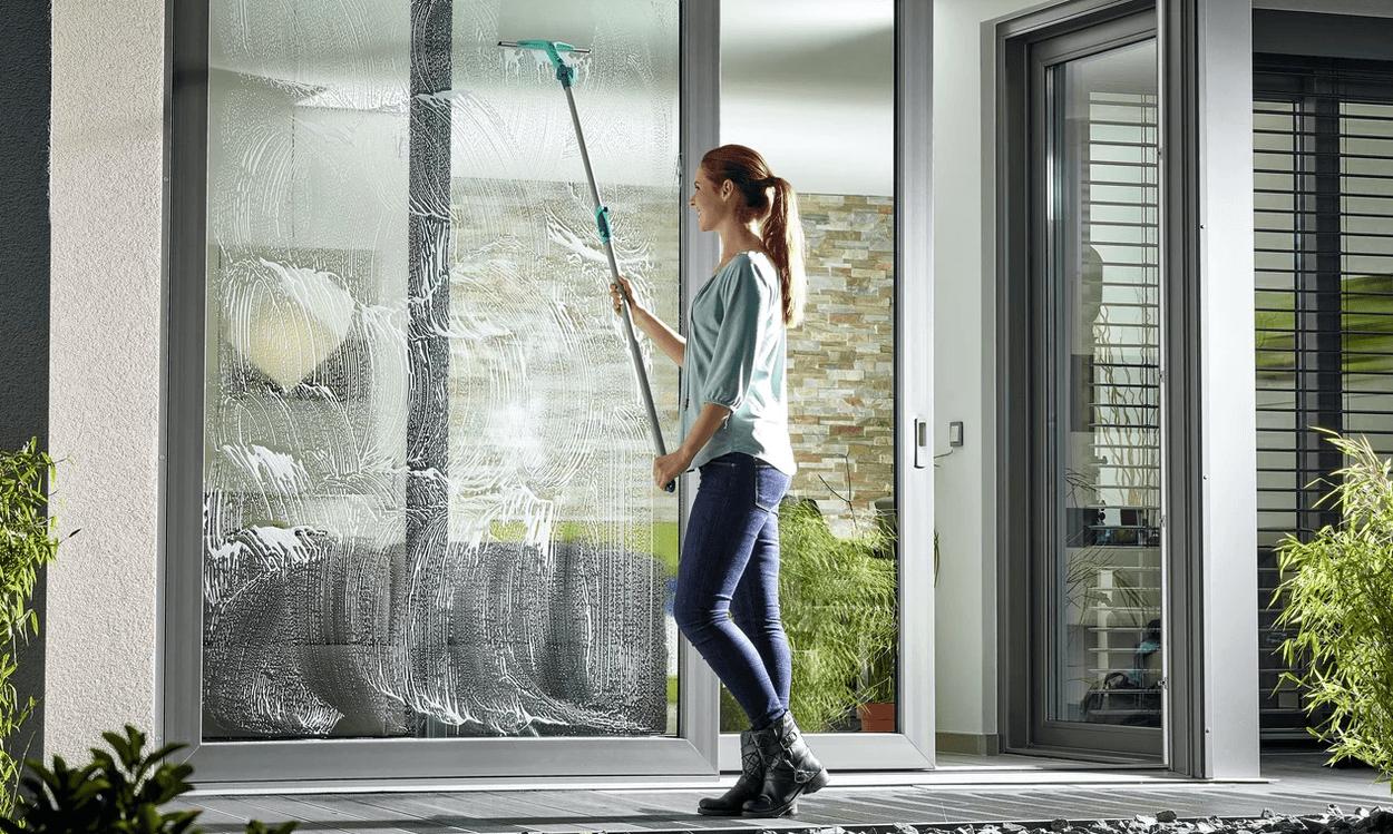 Чем и как мыть Пластиковые окна