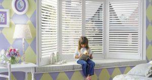 окна для детской