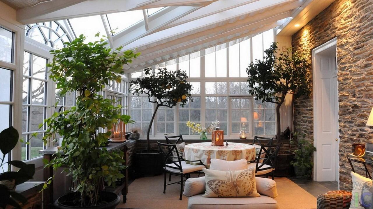 Окна для зимнего сада