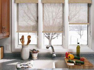 Как выбрать окна на кухню