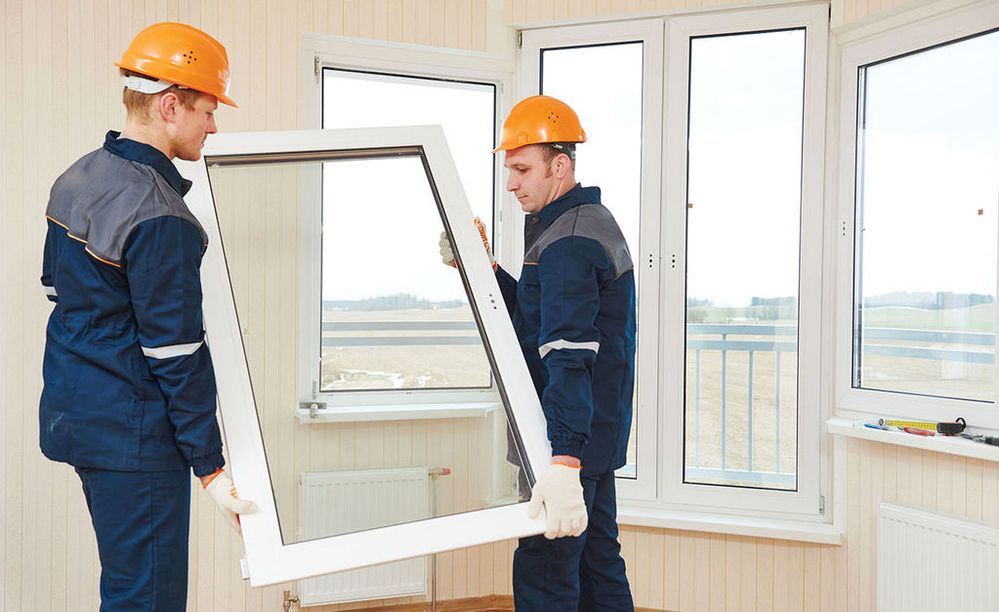 Установка и монтаж окон и дверей ПВХ